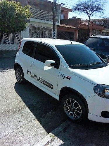 Fiat Uno Sporting 1.4 8V (Flex) 2p - Foto #6