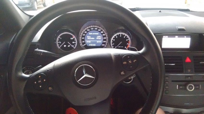 Mercedes-Benz C 200 CGI Sport - Foto #3