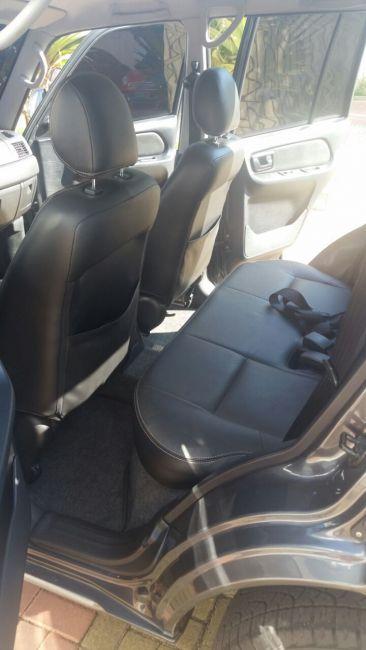 Mitsubishi Pajero TR4 2.0 16V 4x2 (flex) (aut) - Foto #1