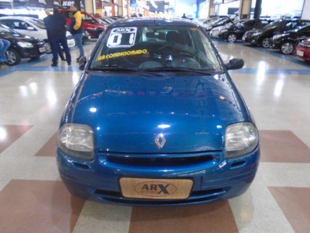 Renault Clio Hatch. RN 1.0 8V - Foto #2