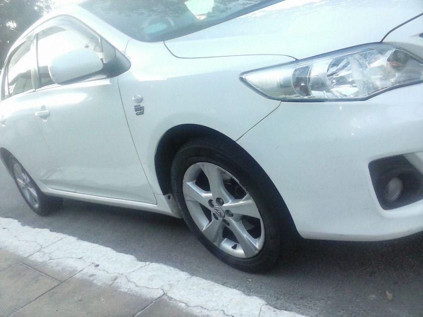 Toyota Corolla 1.8 Dual VVT-i GLi - Foto #2