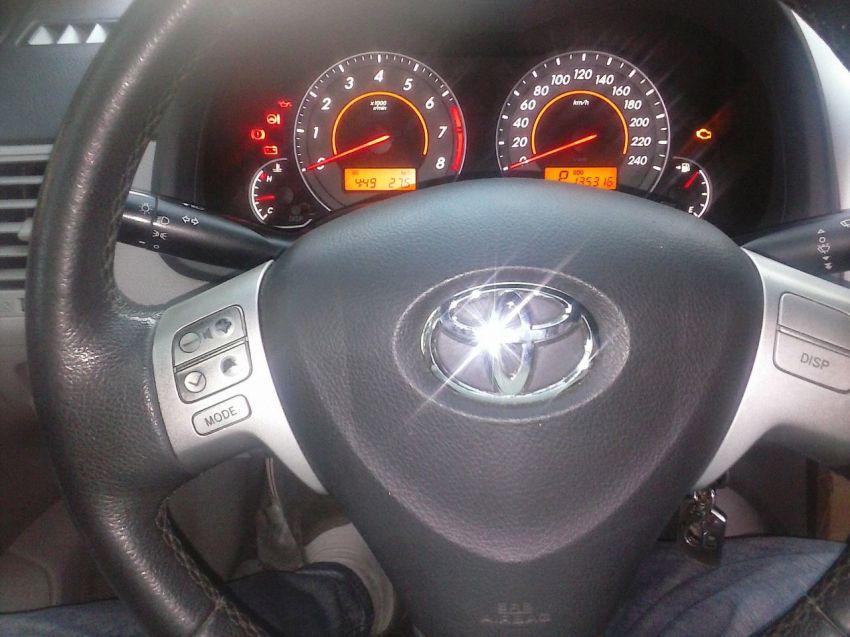 Toyota Corolla 1.8 Dual VVT-i GLi - Foto #3