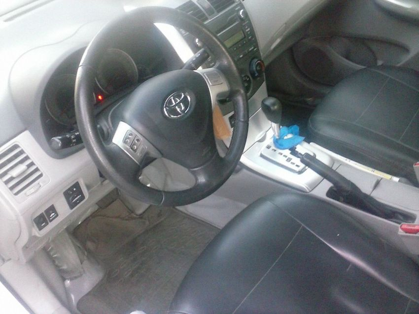 Toyota Corolla 1.8 Dual VVT-i GLi - Foto #5