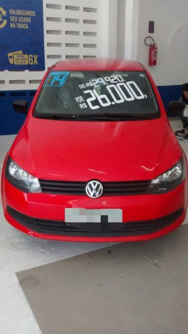 Volkswagen Gol 1.0 MI 16V Série Ouro - Foto #2