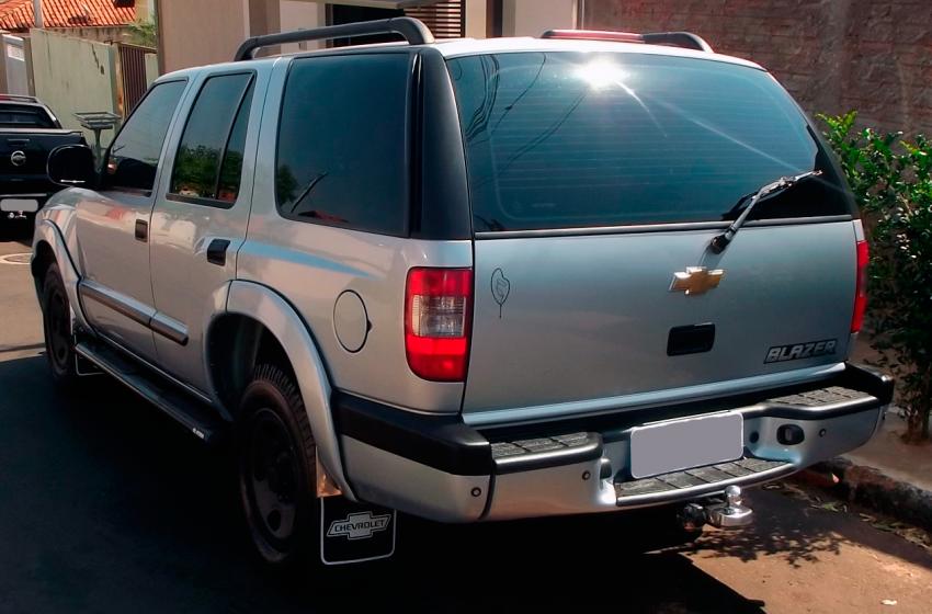Chevrolet Blazer Advantage 4x2 2.4 (Flex) - Foto #2