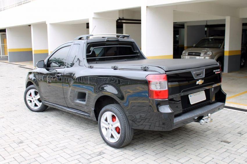 Chevrolet Montana Sport 1.4 (Flex) - Foto #1