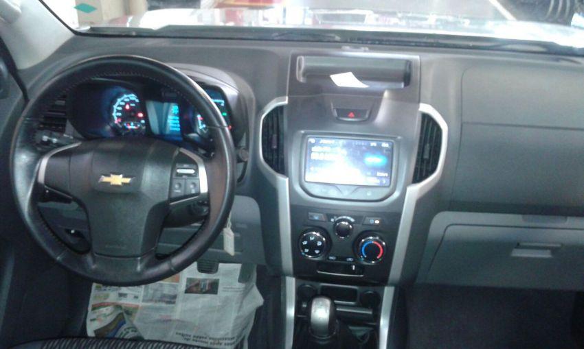 Chevrolet S10 LT 2.4 flex (Cab Dupla) 4x2 - Foto #1
