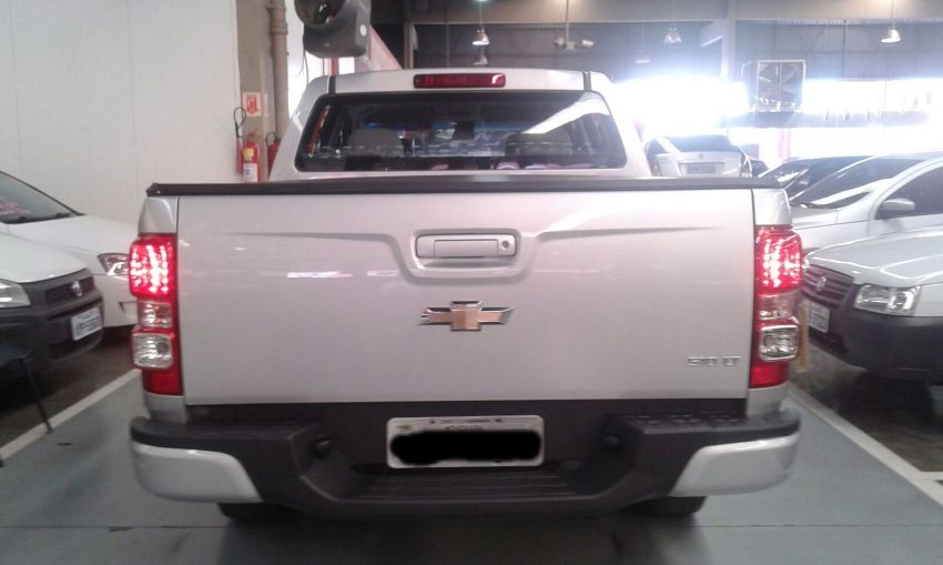 Chevrolet S10 LT 2.4 flex (Cab Dupla) 4x2 - Foto #4