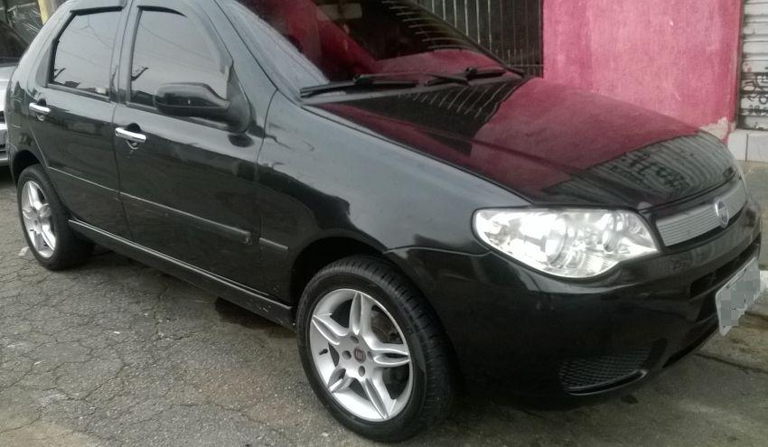 Fiat Palio ELX 1.4 (Flex) - Foto #9