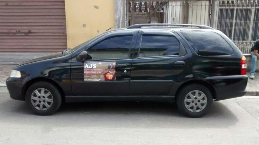 Fiat Palio Weekend ELX 1.0 16V Fire - Foto #5
