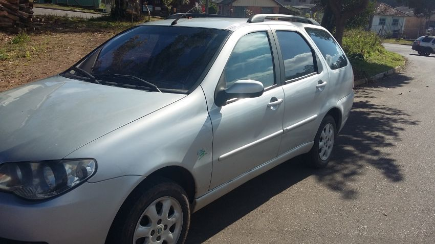 Fiat Palio Weekend ELX 1.4 (Flex) - Foto #4