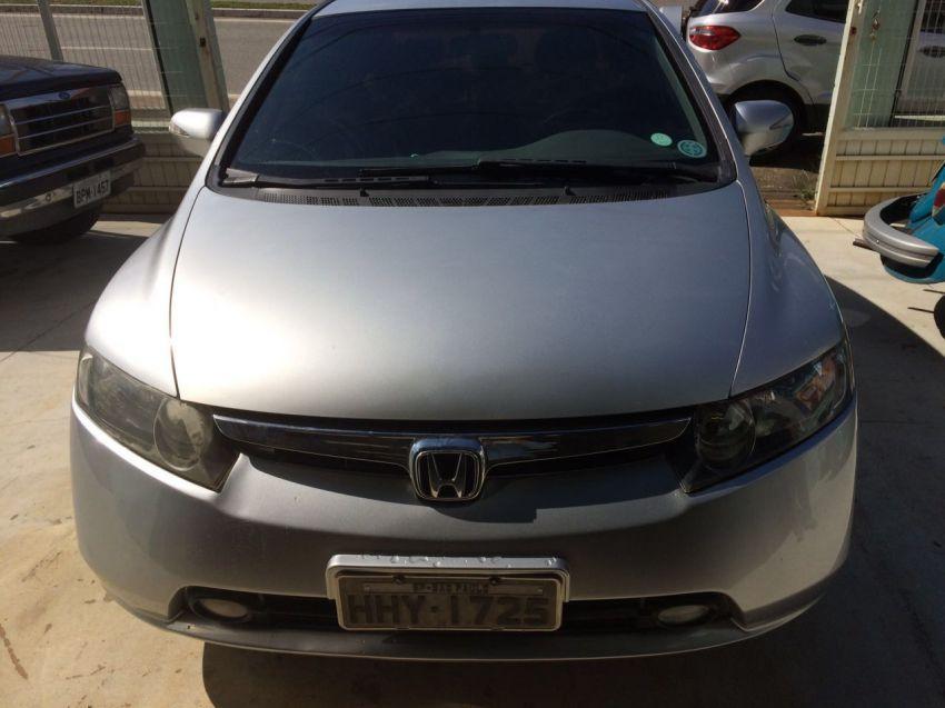 Honda Civic Sedan EXS 1.6 16V - Foto #10