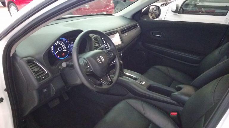 Honda HR-V EXL CVT 1.8 I-VTEC (Flex) - Foto #5