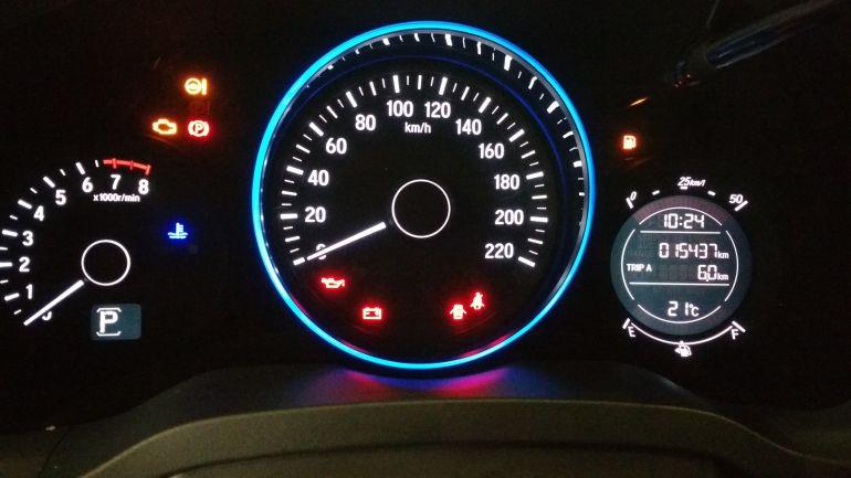 Honda HR-V EXL CVT 1.8 I-VTEC (Flex) - Foto #6