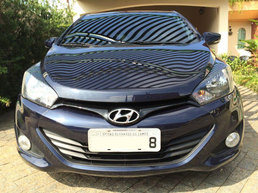 Hyundai HB20 1.6 Comfort Plus (Aut) - Foto #7