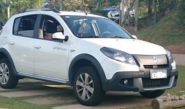 Renault Sandero Stepway 1.6 16V Hi-Flex (aut) - Foto #3