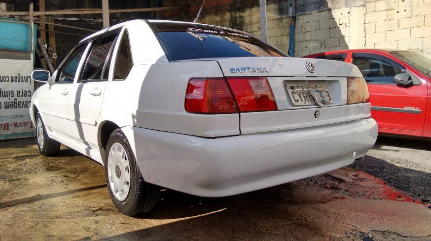 Volkswagen Santana 1.8 MI (álcool) - Foto #1