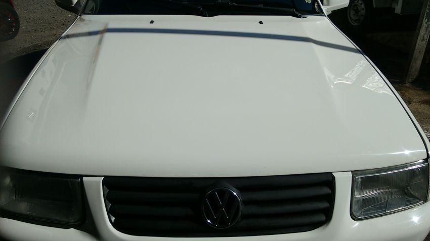 Volkswagen Santana 1.8 MI (álcool) - Foto #3