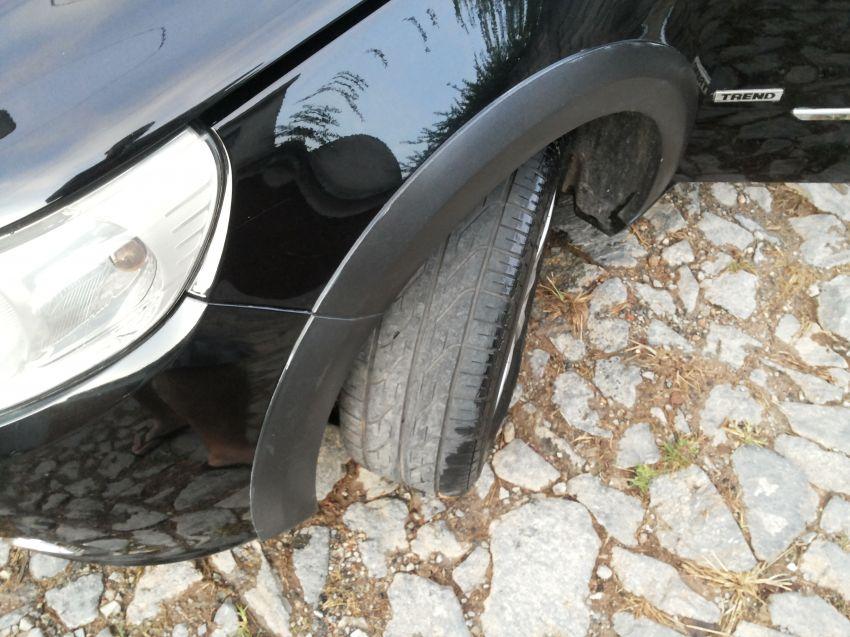 Volkswagen Saveiro Trend 1.6 (Flex) (cab. estendida) - Foto #6