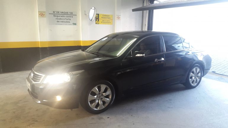 Honda Accord Sedan EX 3.5 V6 (aut) - Foto #1