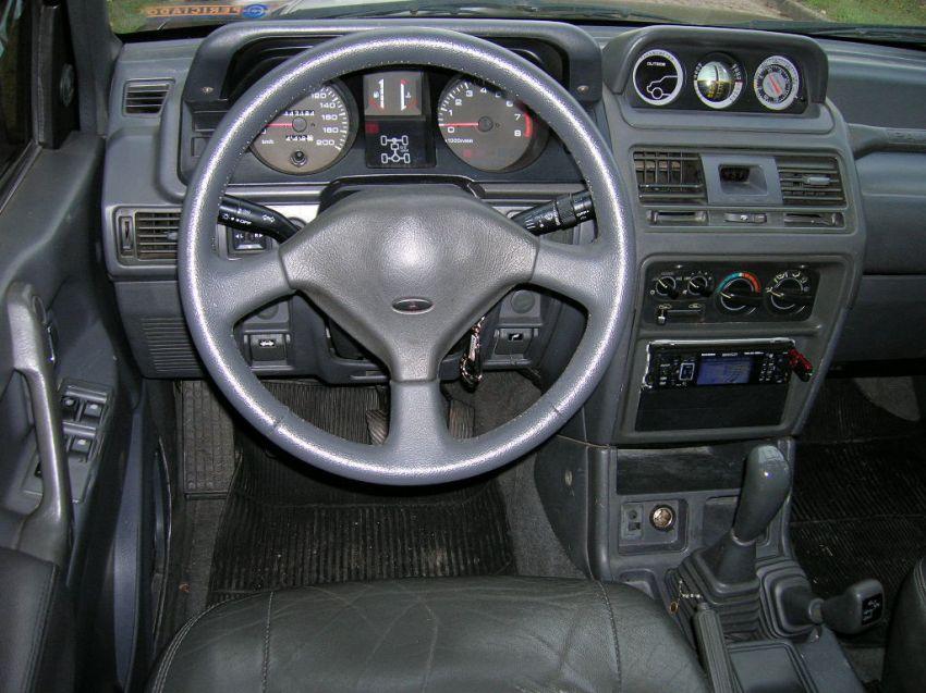 Mitsubishi Pajero GLX 4x4 3.0 V6 - Foto #5
