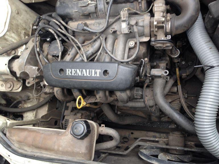Renault Kangoo Express Rl 1.0 8V - Foto #3