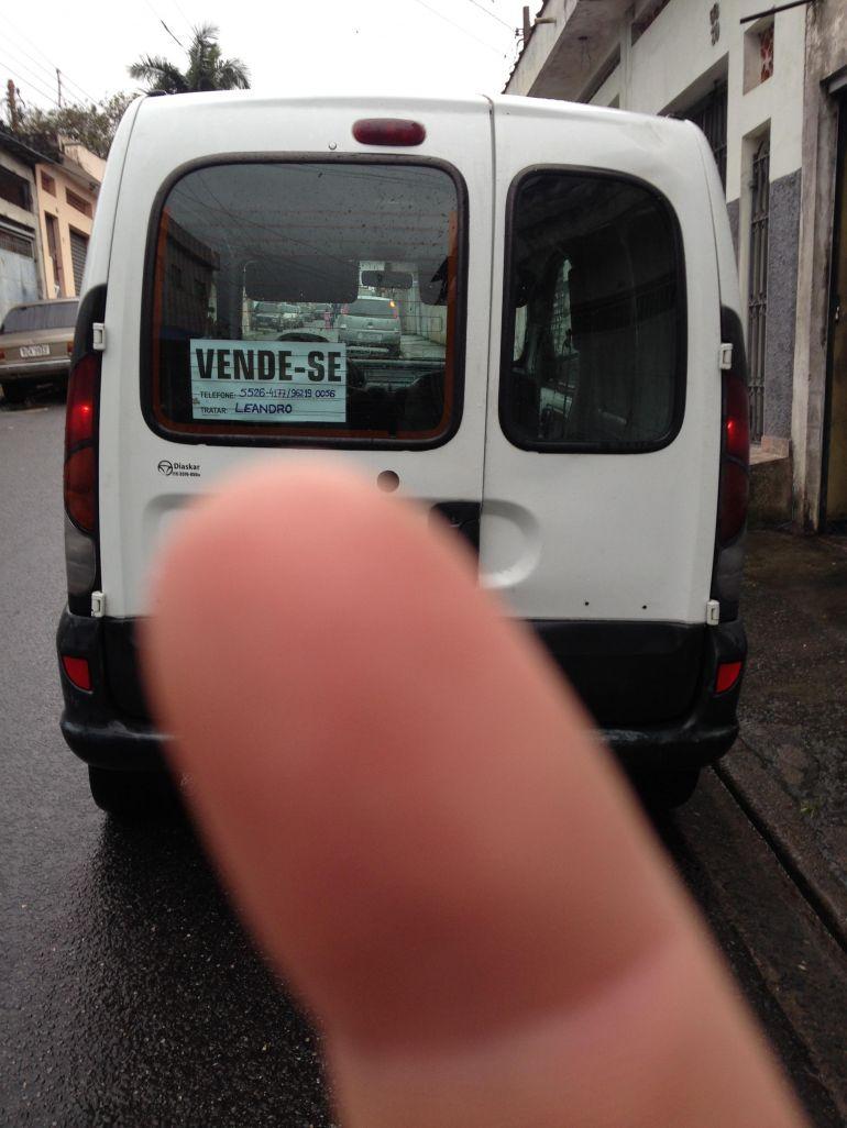 Renault Kangoo Express Rl 1.0 8V - Foto #5