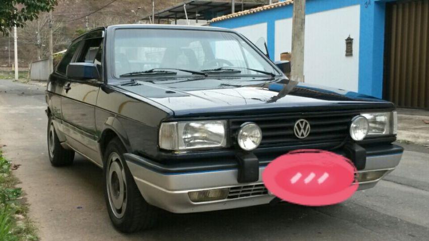 Volkswagen Gol GTI 2.0 i - Foto #1