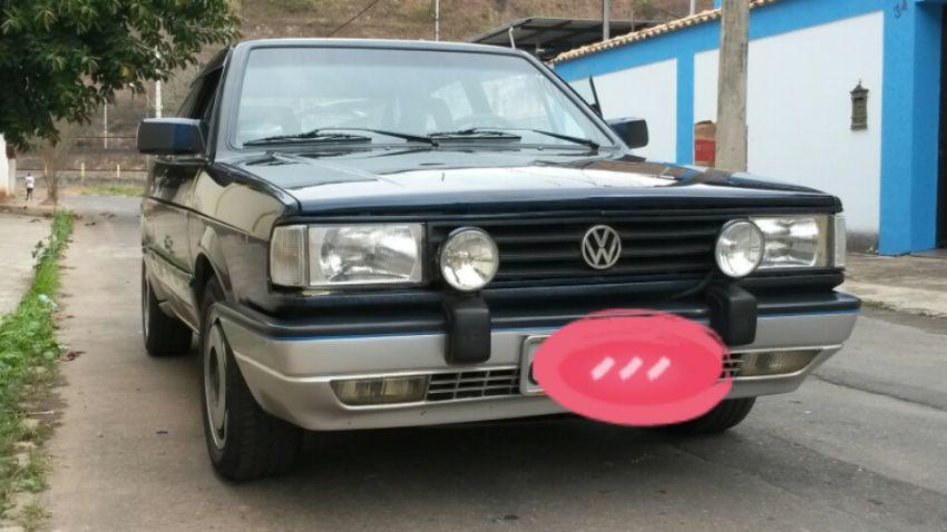 Volkswagen Gol GTI 2.0 i - Foto #2