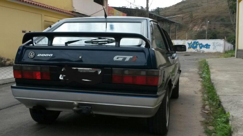 Volkswagen Gol GTI 2.0 i - Foto #5