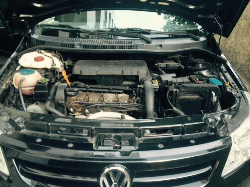 Volkswagen Gol 1.0 (G5) (Flex) - Foto #4