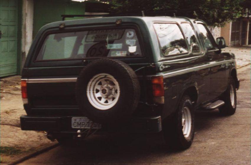 Chevrolet A20 Envemo 4.1 (Cab Dupla) - Foto #1