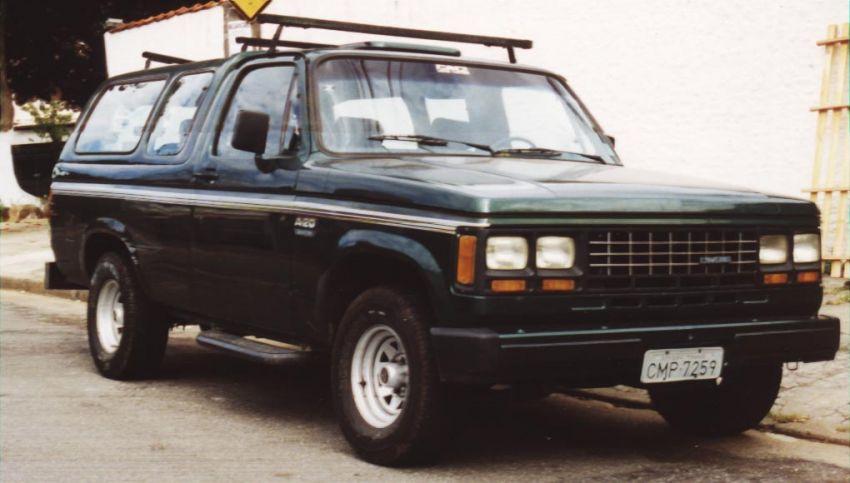 Chevrolet A20 Envemo 4.1 (Cab Dupla) - Foto #2