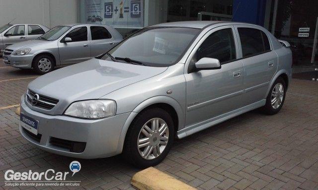 Chevrolet Astra Hatch Elegance 2.0 (Flex) - Foto #2
