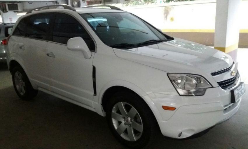Chevrolet Captiva 2.4 16V (Aut) - Foto #1