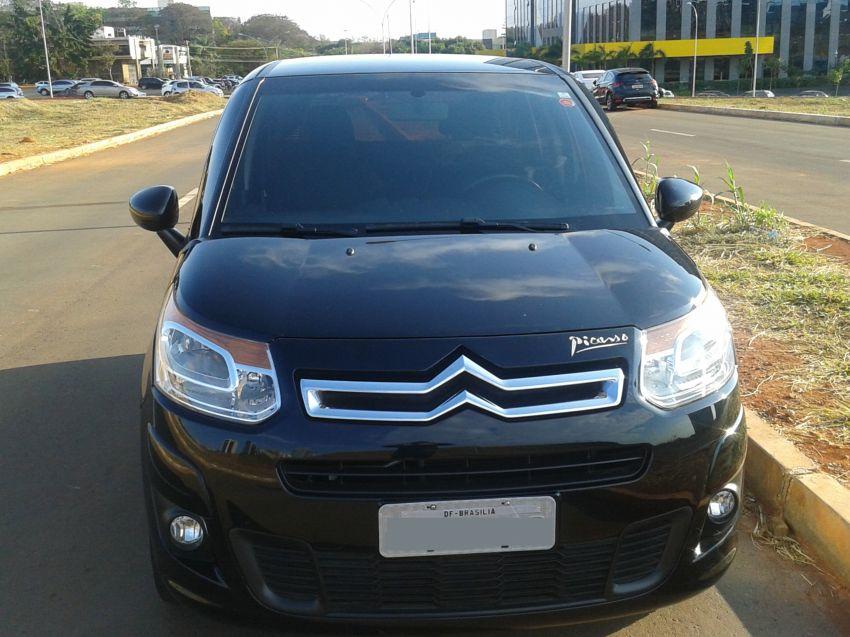 Citroën C3 Picasso GLX 1.5 8V (Flex) - Foto #9