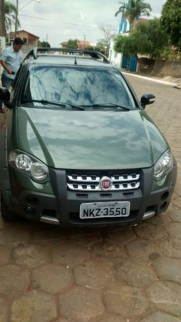 Fiat Strada Adventure Locker 1.8 8V (Flex) (Cab Estendida) - Foto #2
