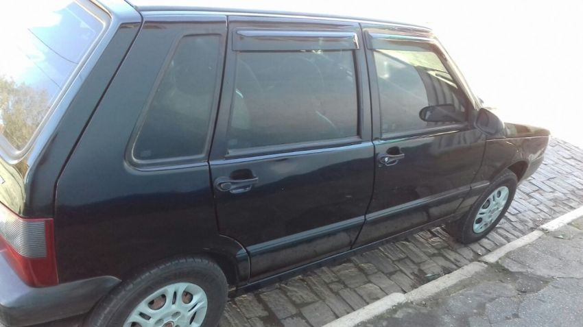 Fiat Uno Economy 1.4 8V (Flex) 4P - Foto #10