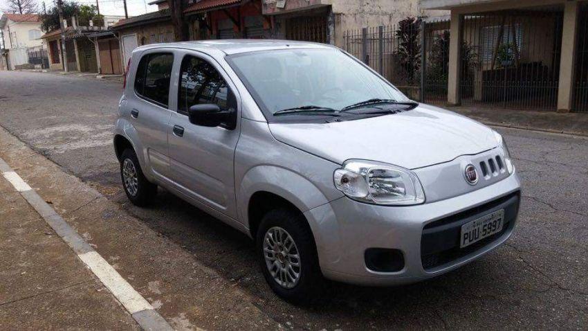 Fiat Uno Vivace 1.0 (Flex) 4p - Foto #2