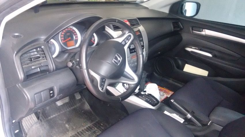 Honda City EX 1.5 CVT (Flex) - Foto #4