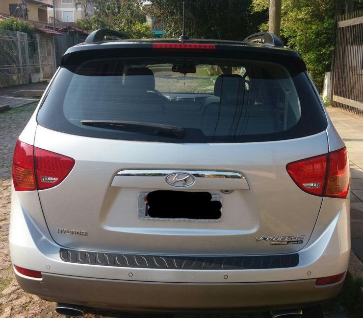 Hyundai Veracruz GLS 3.8L V6 4x4 - Foto #5
