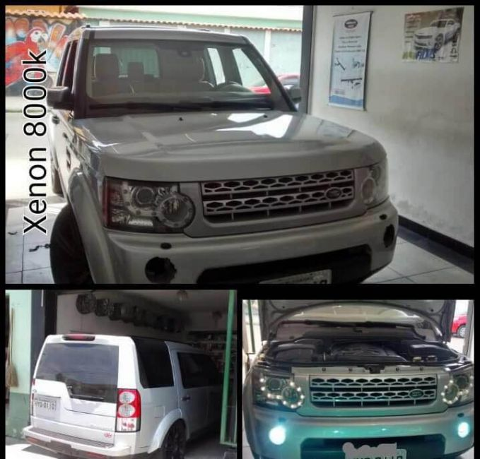 Land Rover Discovery 3 4X4 HSE 2.7 V6 - Foto #1