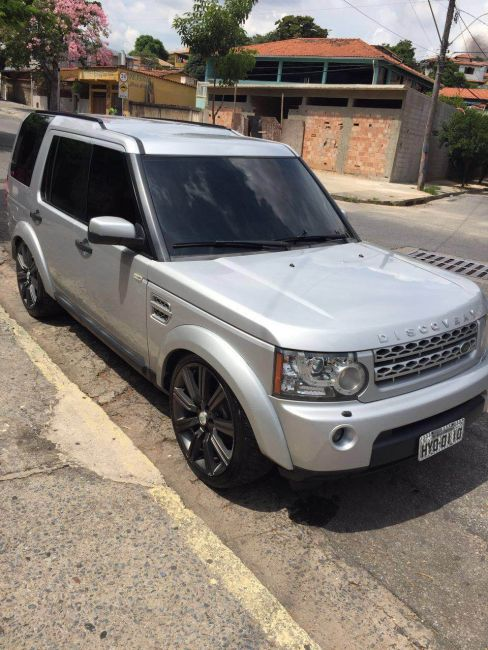 Land Rover Discovery 3 4X4 HSE 2.7 V6 - Foto #8