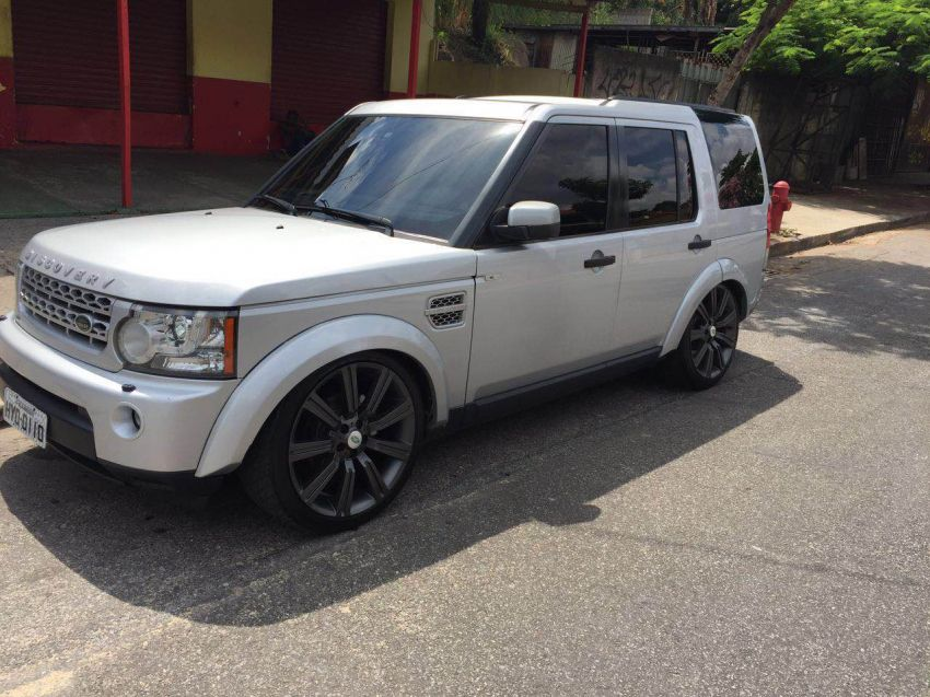 Land Rover Discovery 3 4X4 HSE 2.7 V6 - Foto #9