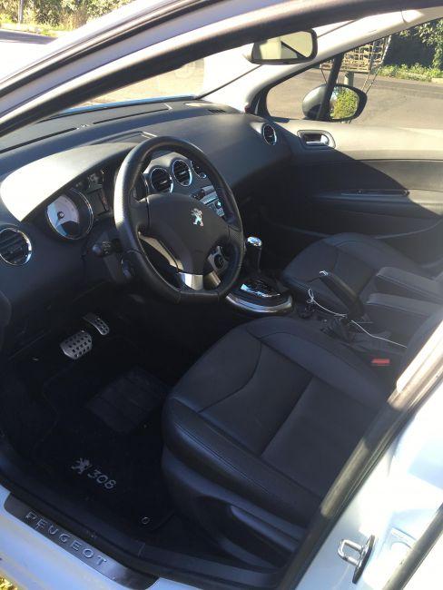 Peugeot 308 1.6 THP Griffe (Aut) - Foto #4