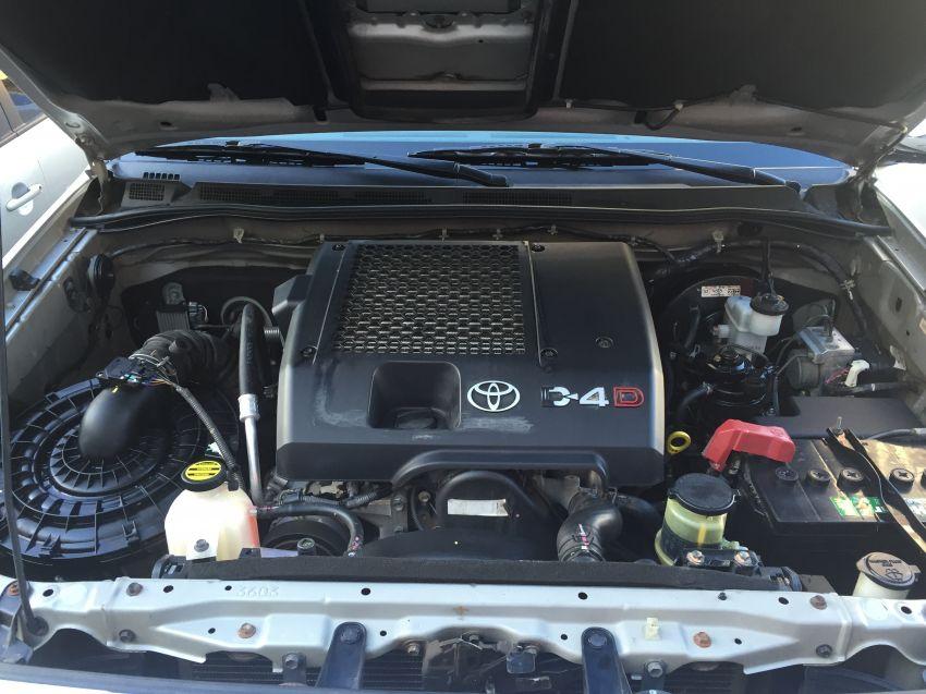 Toyota Hilux SW4 3.0 TDI 4x4 SRV 7L (Aut) - Foto #4