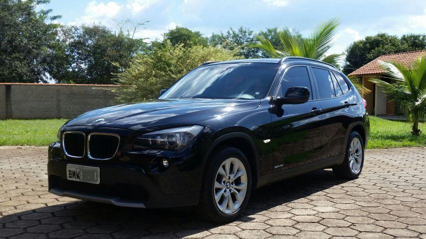 BMW X1 sDrive18i 2.0 16V - Foto #1