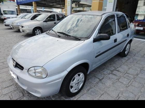 Chevrolet Corsa Sedan Wind 1.0 MPFi - Foto #2