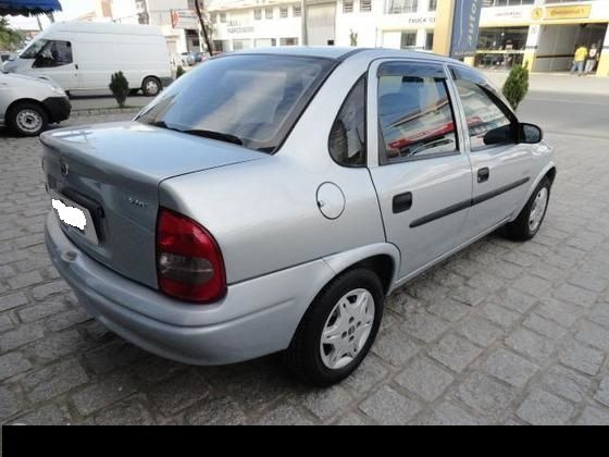 Chevrolet Corsa Sedan Wind 1.0 MPFi - Foto #3