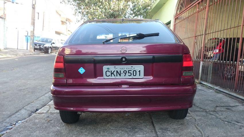 Chevrolet Kadett Hatch GL 2.0 EFi - Foto #6